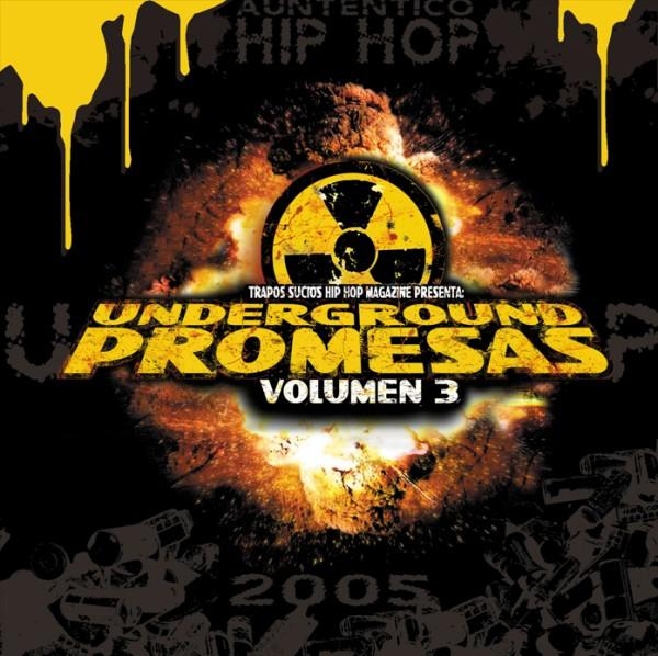 2005   Recopilatorio   Underground Promesas vol3   Estaochungo Records