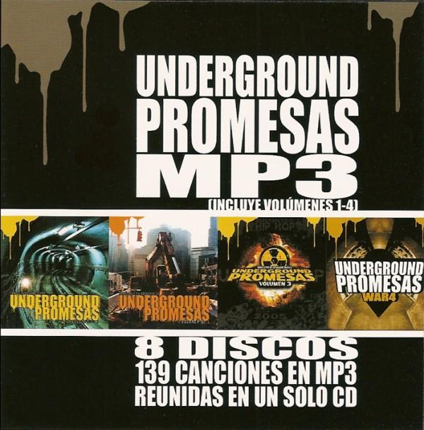 2007   Recopilatorio   Underground Promesas mp3   Estaochungo Records