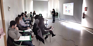 Curso de Marketing y promocion digital Nacidos de la Tierra
