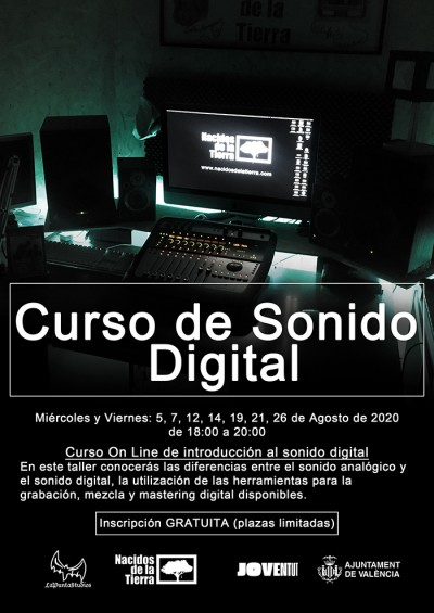 Curso On Line de Sonido Digital